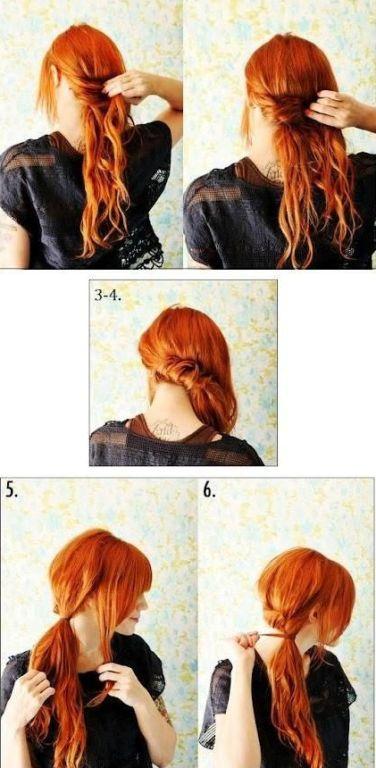 Side Swept Wedding Hairstyles7