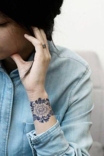 tattoos on wrist 7