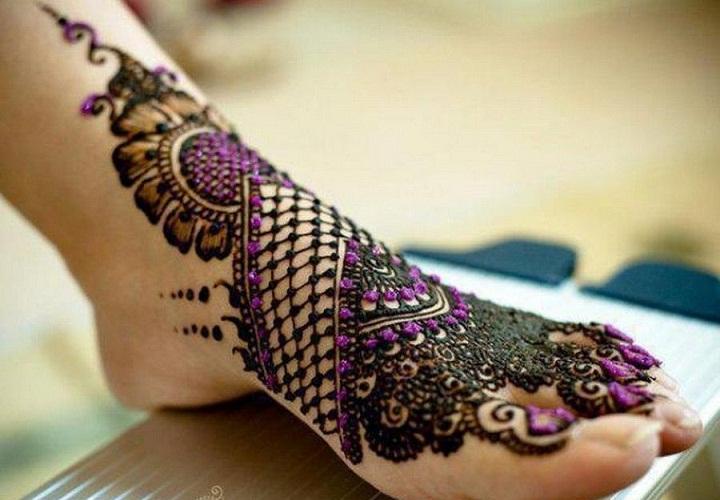 Ramzan Mehndi Designs
