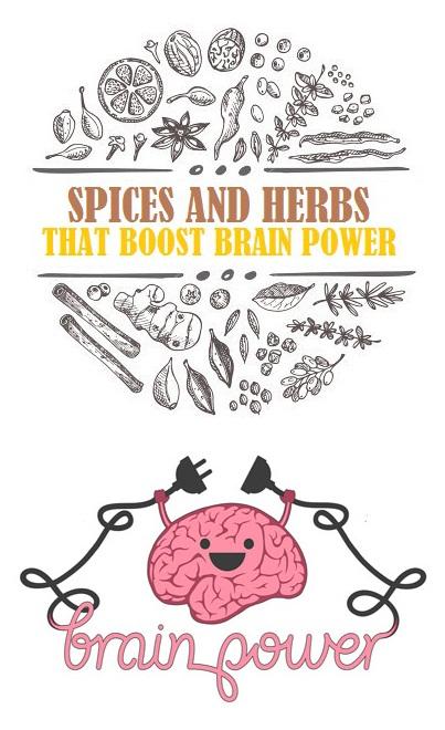 herbs to boost brain power