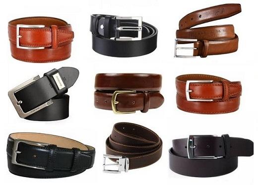 Top 9 Stylish Mens Italian Leather Belts Types