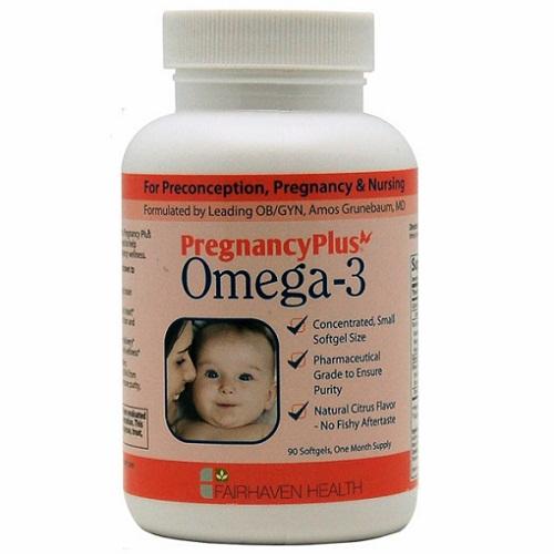 Fair Haven Pregnancy Plus Prenatal Multivitamin Supplements