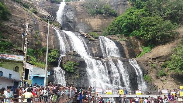 Waterfalls in Tamilnadu2