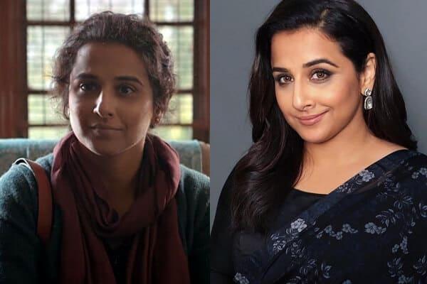 The Stunning Vidya Balan without Makeup Look