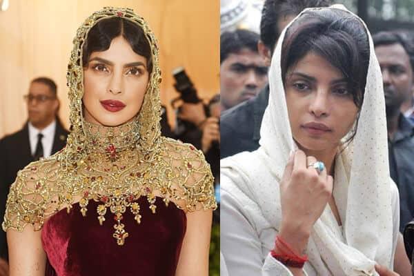 Bollywood Actress Makeup Free Looks