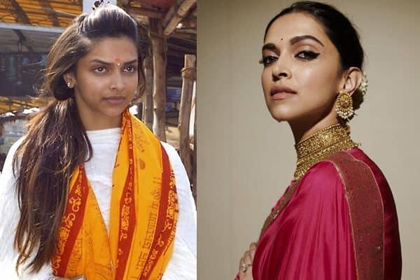 Bollywood Actress Zero Makeup