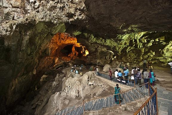 Borra Caves Araku Valley-Religious Bearing