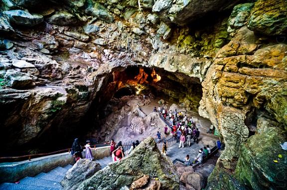 Borra Caves Araku Valley-Tourist Attraction
