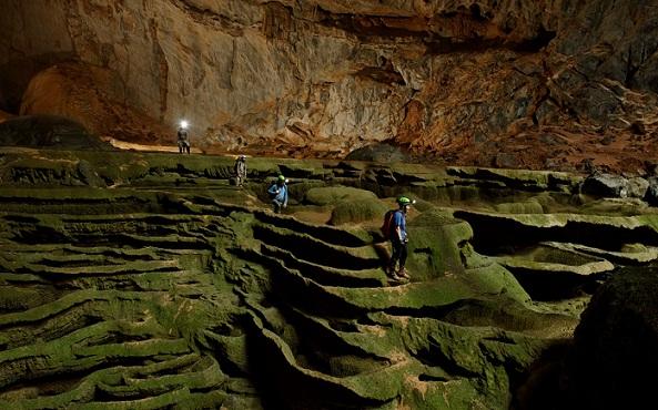 Son Doong Cave vietnam sensevietnam.com