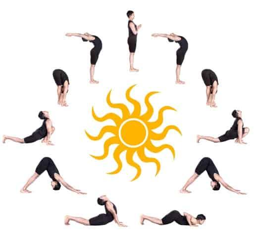 Yoga For Height Increase Surya Namaskar