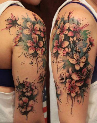 Trendy Arm Tattoo Designs 5