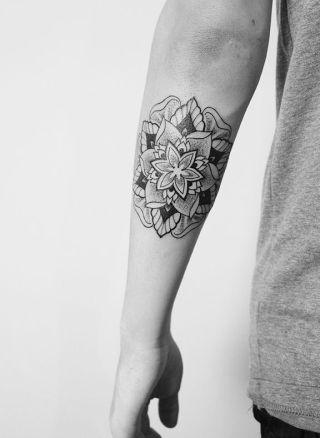 Trendy Arm Tattoo Designs 8