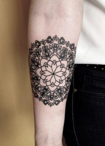 Trendy Arm Tattoo Designs 9