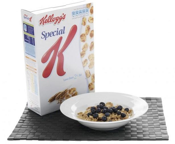 kellogg's k special diet plan