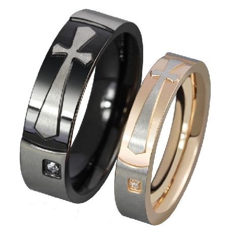 cross-silver-ring