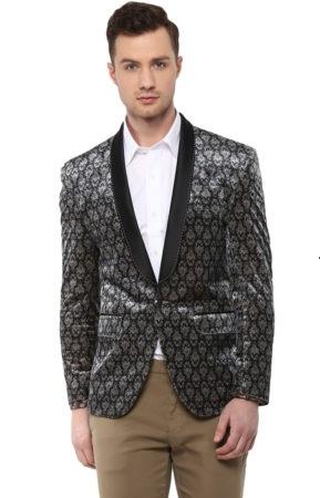 Festive Wedding Tuxedo Blazer Jacket