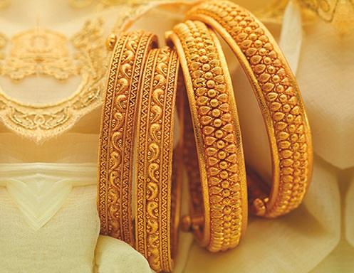 Specially Designed 20 Gram Gold Bangle