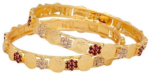 Precious 20 Gram Gold Bangle