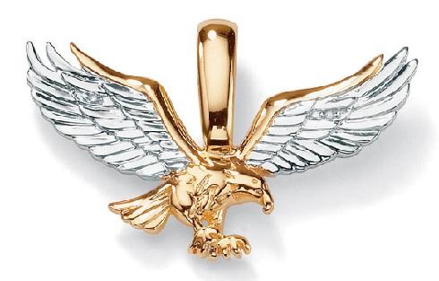 eagle-shaped-american-diamond-pendant-for-men