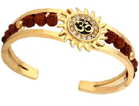 american-diamond-bracelet-for-men-with-rudraksha