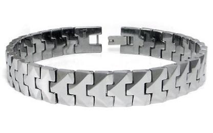 bracelets for men - tungsten bracelets