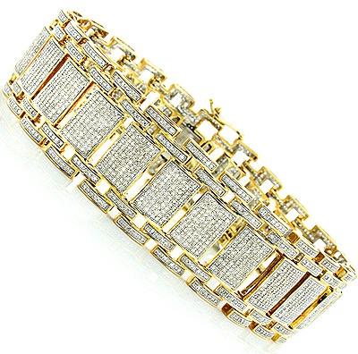 bracelets for men - diamond bracelets