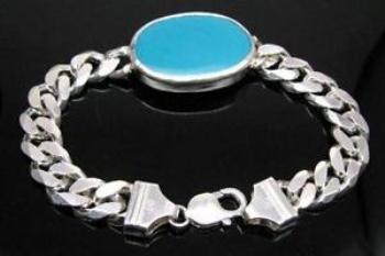 bracelets for men - silver-bracelets