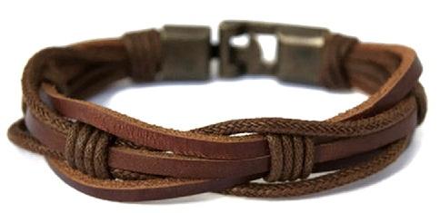 Bracelets For Men - Leather Bracelets