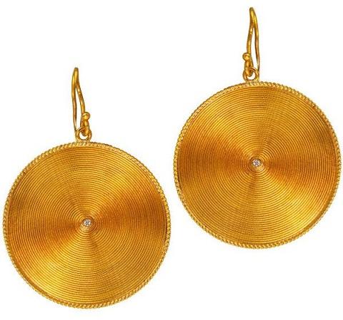 Gold Plate Design in 2gm