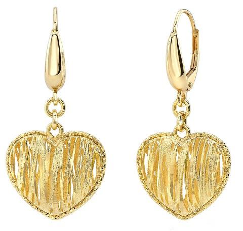 Gold Heart Design in 2gm