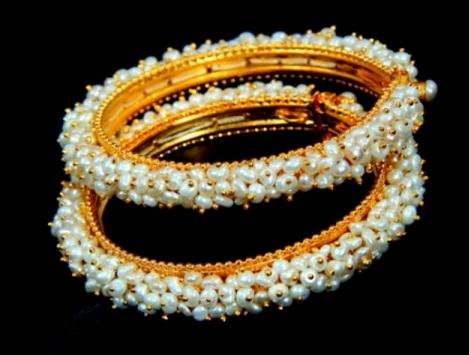 pearl-bangles-designs-5