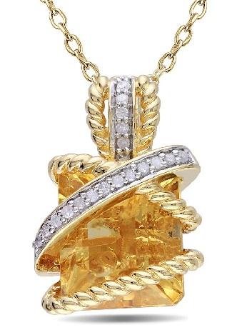 diamond-and-citrine-square-wrap-pendant