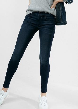 Mid Rise Women's Jeans