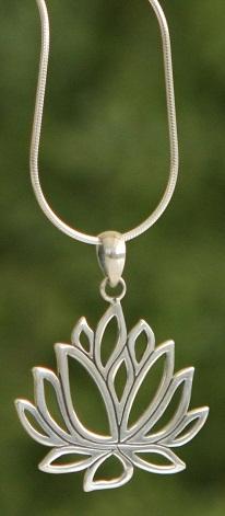 lotus-pendant