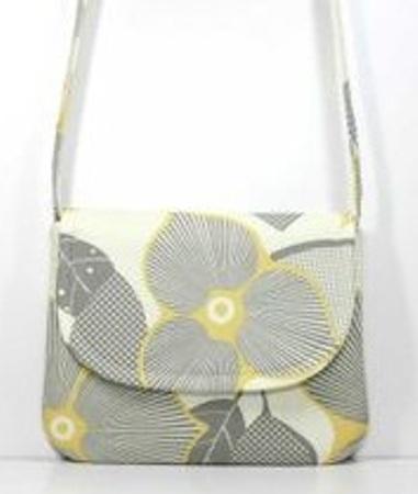 Floral Print Cross Body Small Handbags
