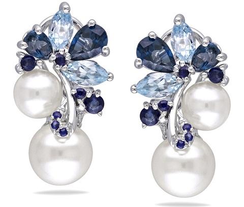 designer-blue-topaz-pearl-earrings