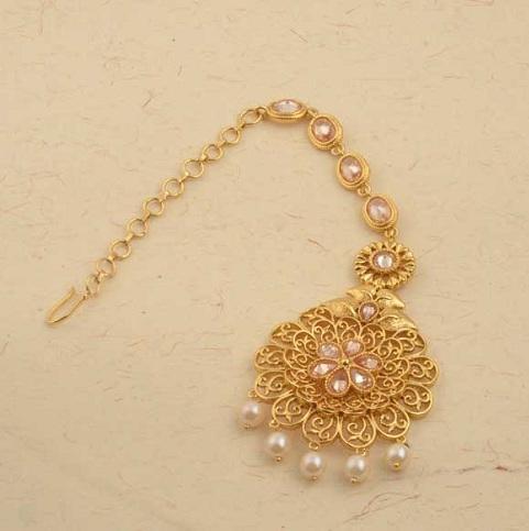 Gold Pearl Tikka
