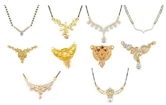 latest-mangalsutra-pendant-designs