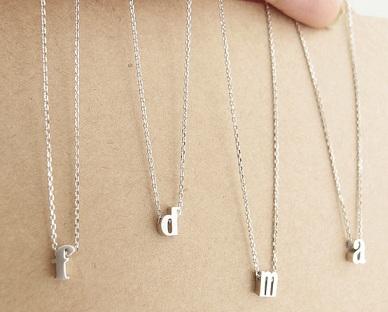 initial-silver-chain-design-9