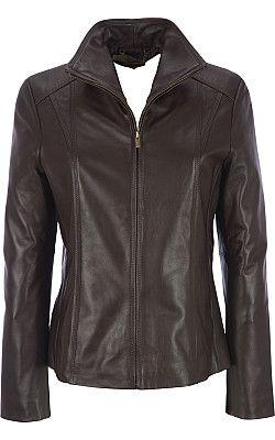 Wilsons Leather Lamb Convertible Collar Scuba