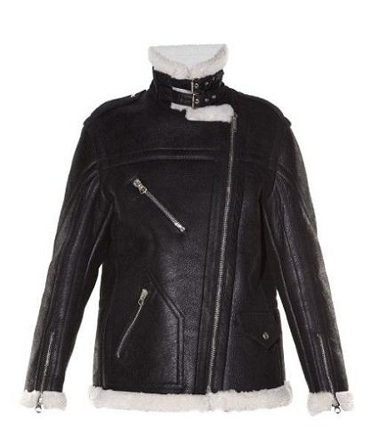 Fay Shearling Jacket