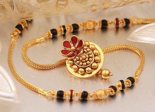 Chain Style Maharashtrian Mangalsutra