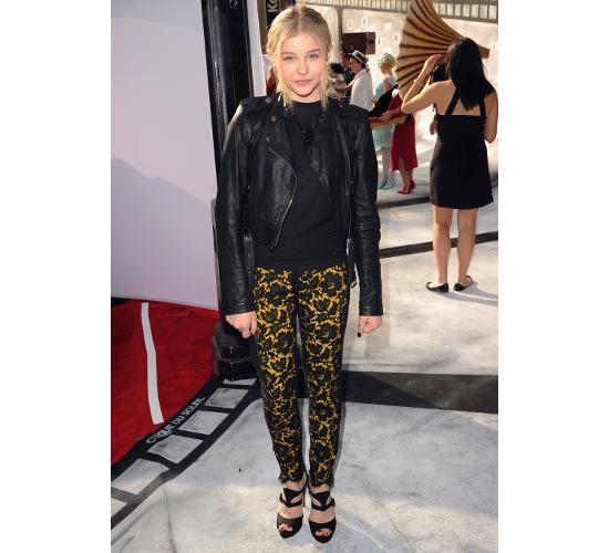 Chloë Grace Moretz's Style Evolution
