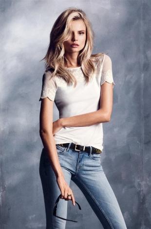 H&M 'Boho Modern' Lookbook with Magdalena Frackowiak
