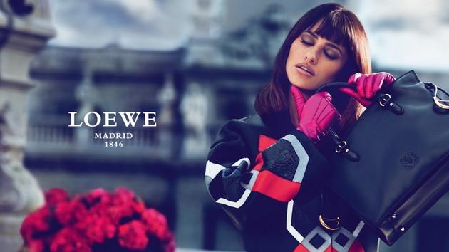Penelope Cruz for Loewe Fall/Winter 2020 Campaign
