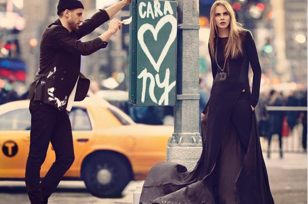 DKNY Fall 2020 Campaign