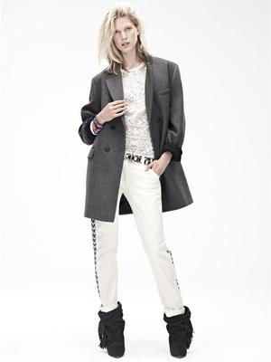 Isabel Marant for H&M Lookbook Leaked!