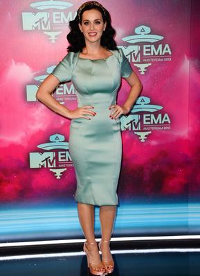2020 MTV EMA Celebrity Dresses & Outfits
