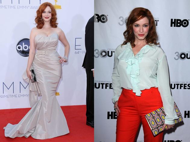 10 Beautiful Normal Dress Size Celebrities