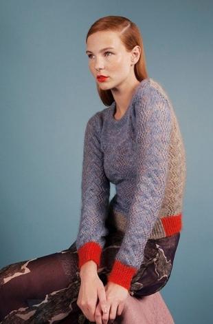 Michael van der Ham and Brora Knitwear Collection